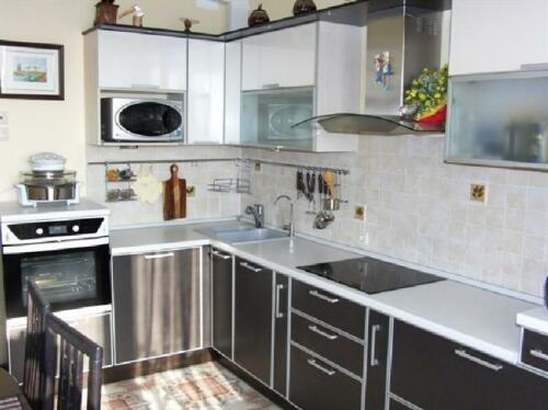 Кухня пластик 012