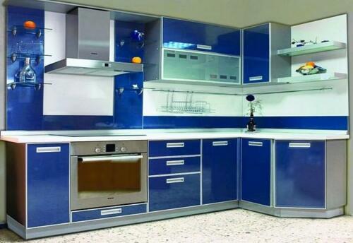 Кухня пластик 026