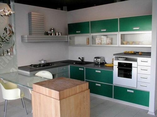 Кухня пластик 029