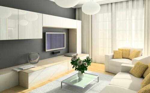 Гостиная-033